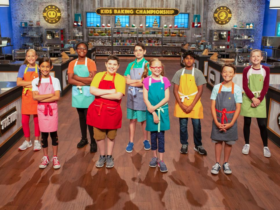 Meet the African-American Girl Starring on Food Network Kids Baking Championship Season 7