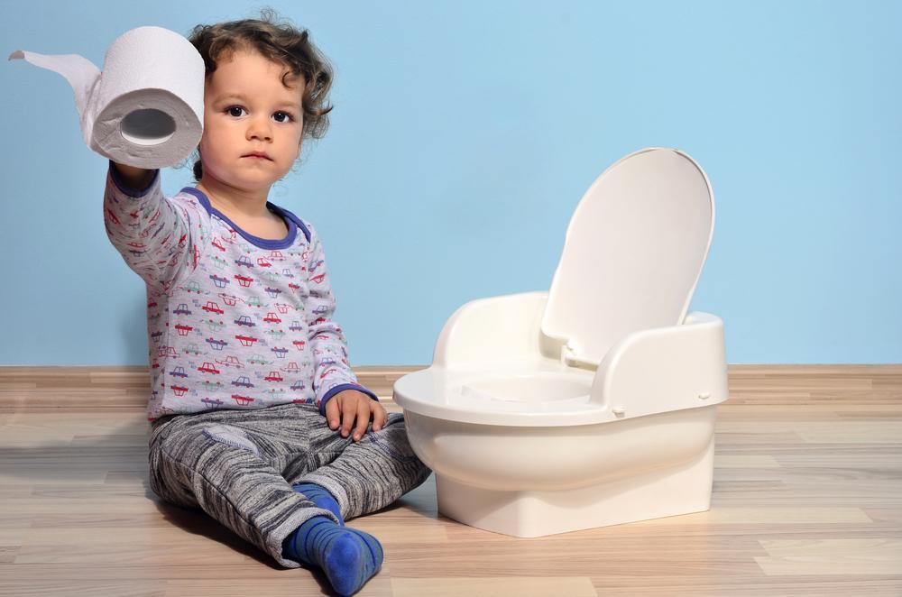 4 Tips for Starting Potty Training
