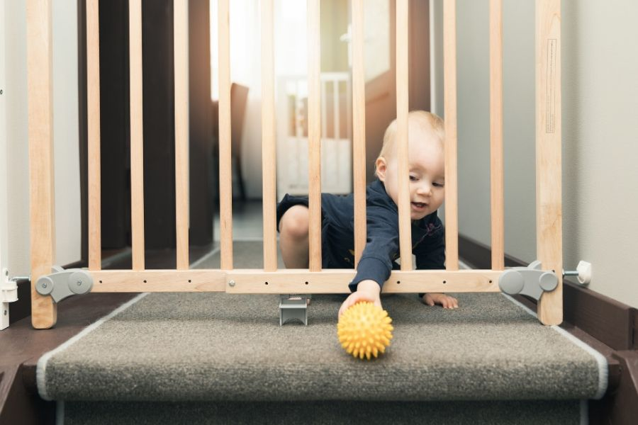 How to Toddler-Proof Your Home