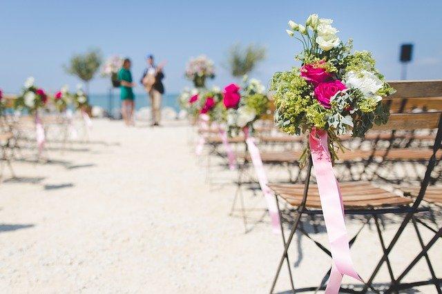 Four Popular Places for Destination Weddings