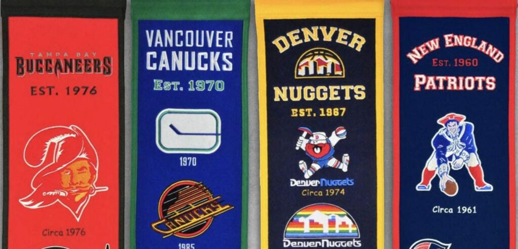 The Marks Of Heritage: A Look At Popular Team Logos Of The Past